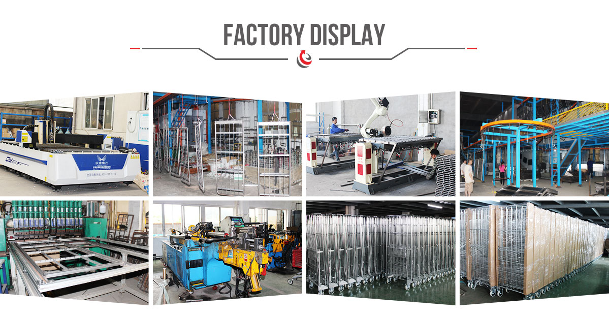 CARING EQUIPMENT FACTORY DISPLAY